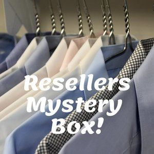 Other - Resellers Only MEN'S Mystery Box! 5lbs of GREAT!